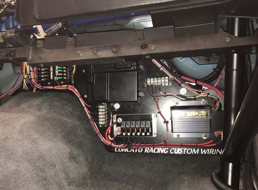 Wiring - ConcatoRacing | Basic Wiring Race Car |  | Concato Racing