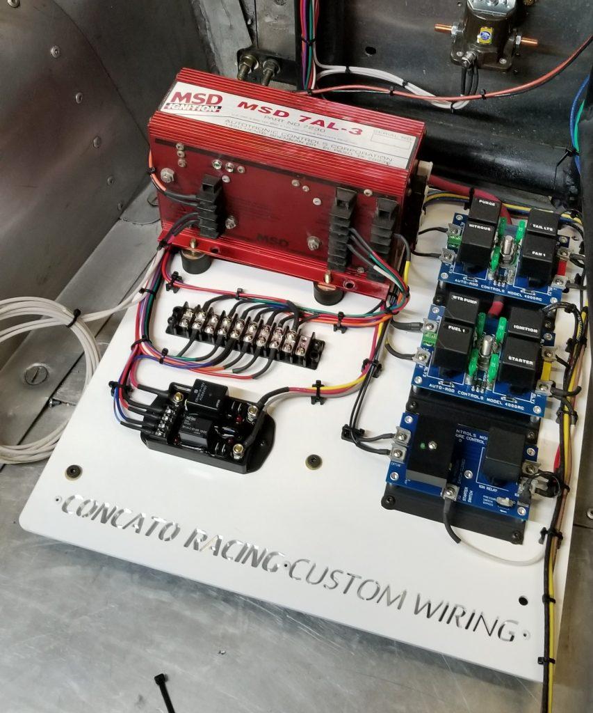 Wiring - ConcatoRacing | Drag Race Wiring |  | Concato Racing