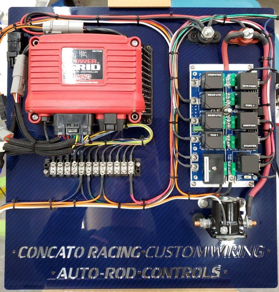Wiring - ConcatoRacing | Speed Wire Race Car Wiring |  | Concato Racing